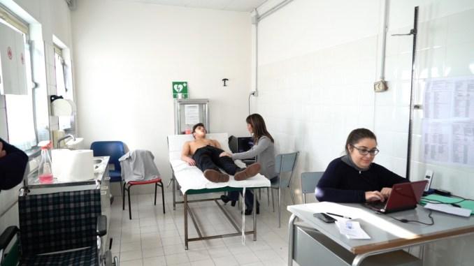 Prevenzione nella Giornata del cuore all'Itts Volta di Perugia
