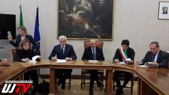 Patto per Perugia Sicura, firmato il rinnovo del protocollo