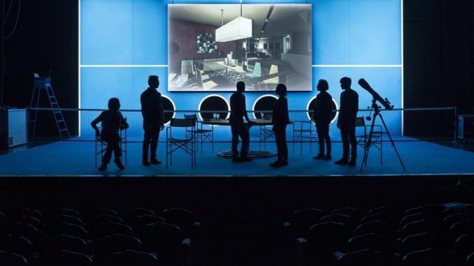 Teatro Stabile dell'Umbria, Leonardo Capuano a Perugia e Terni ne Il libro di Giobbe