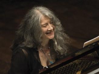 Amici della Musica di Perugia con la pianista Martha Argerich