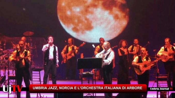 Festa per soli Vip con Renzo Arbore a Perugia, e Carmine Camicia critica