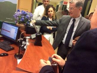 Perugia, meno attese e più privacy per il paziente oncologico in ospedale