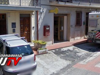 Rapina ufficio postale a Montefranco di Terni, banditi in fuga