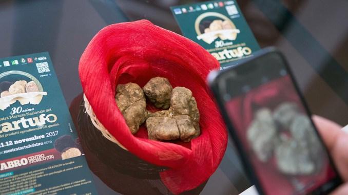 La mostra mercato del Tartufo di Fabro festeggia i 30 anni