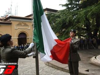 Giornata delle Forze Armate e Festa Unità nazionale, oggi a Perugia e a Ponte San Giovanni