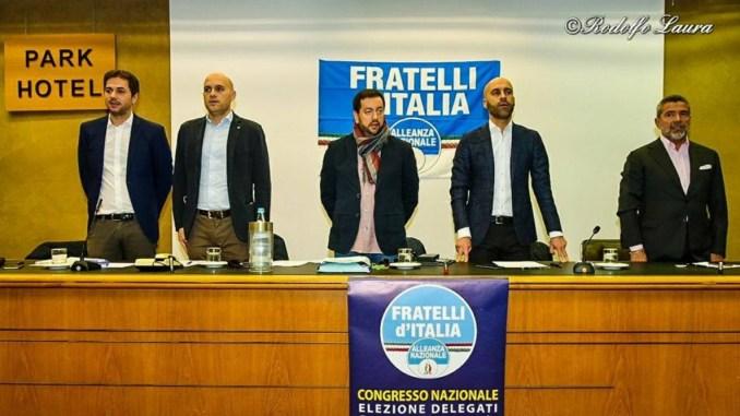 Fratelli d'Italia sfida a incapace centrosinistra e alternativi a disfattismo M5s