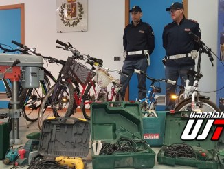 Furti nei garage, un romeno ed un lituano arrestati a Perugia