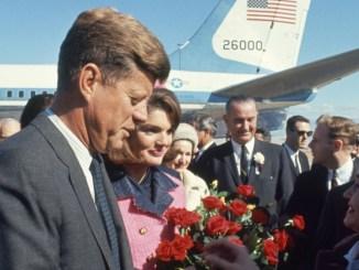 Associazione Porta Santa Susanna, il fucile che uccise Kennedy