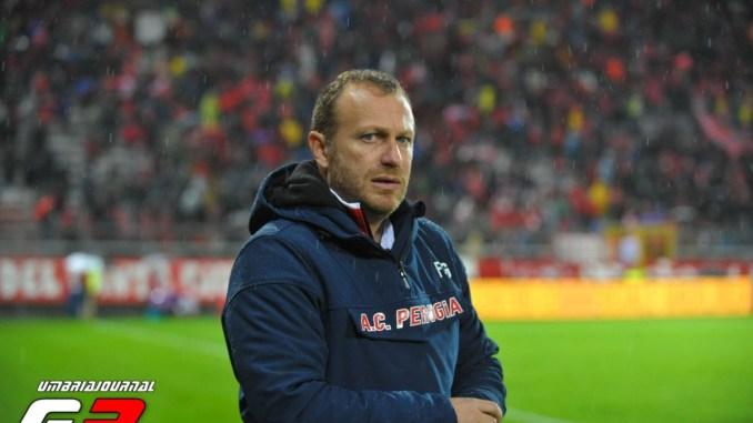 Perugia Calcio, Breda: 'Grifo senza mezze misure, un disastro'