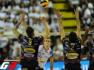 Volley, Sir Colussi Sicoma Perugia, parte la campagna d'Europa a Minsk