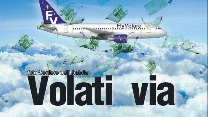Fly Volare non restituisce 500 mila euro alla Sase, Ricci chiede dimissioni