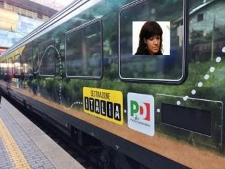 Donna ternana travolta e uccisa dal treno del PD a Civita Castellana