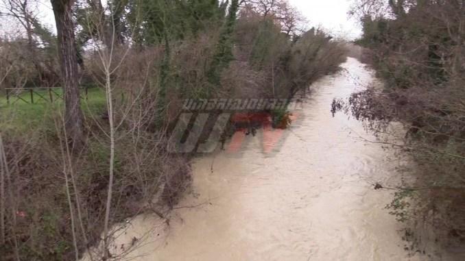 Ricerca di Iolanda Maria Tanci, sul posto specialisti fluviali e operatori TAS