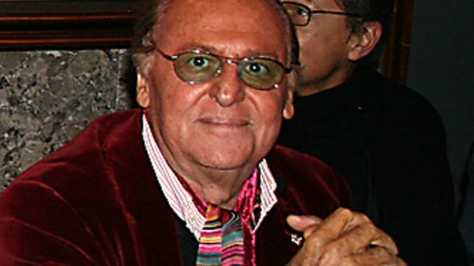 Clamoroso, annullato il concerto di Renzo Arbore il 31 dicembre a Perugia