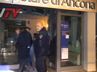 Bancomat saltato, bottino ancora da stimare, dicono i Carabinieri