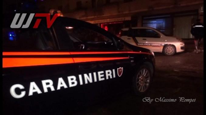Esploso bancomat a San Martino in Campo di Perugia, ecco tutte le foto
