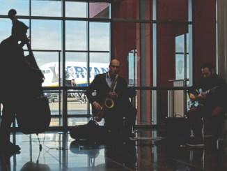 Concerti di benvenuto all'aeroporto San Francesco di Assisi