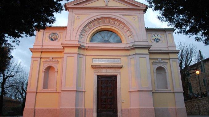 Don Dante Ceccarelli è tornato alla Casa del Padre ex parroco di San Martino in Colle