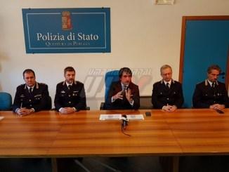 Questore Messina, bilancio 2017, realtà sana, i cittadini aiutano a fare sicurezza