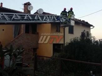 Esplode bombola di gas a Castiglione del Lago, coniugi feriti gravemente