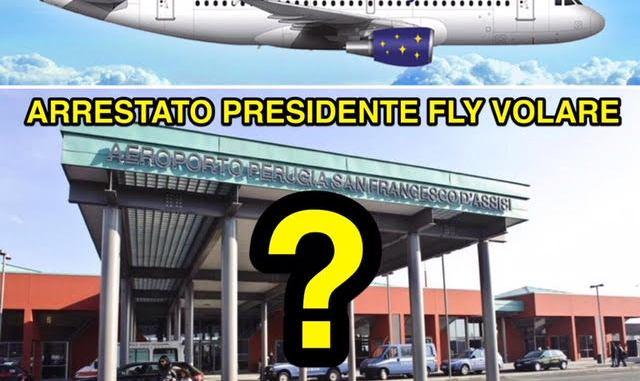 Arrestato Presidente di Fly Volare, Sase aveva fatto e reiterato un contratto per servizi mai svolti