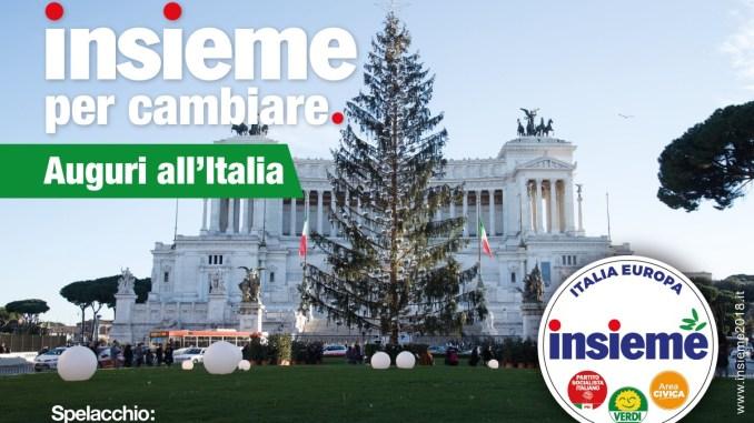 Insieme a Perugia per presentare lista ulivista e fare auguri all'Italia