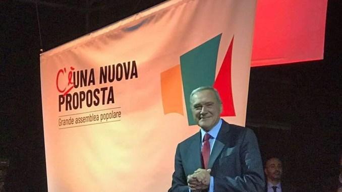 Pietro Grasso, Nuova proposta per la Sinistra, tutti liberi e uguali