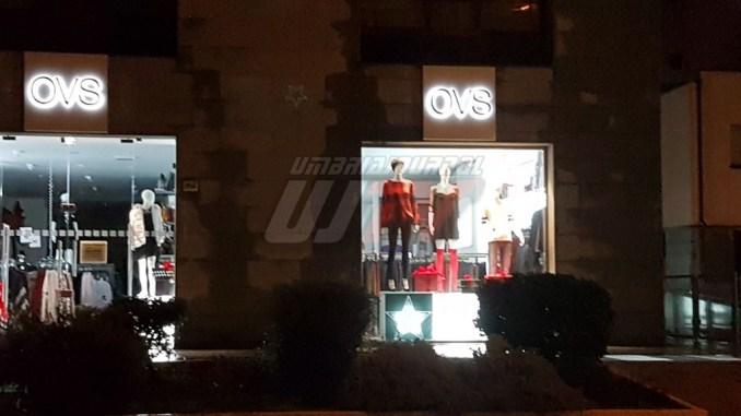 Altra rapina al negozio Oviesse di Ponte San Giovanni