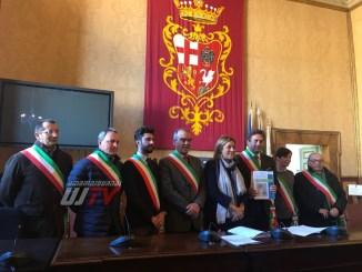 Area interna sud ovest Orvietano firmata convenzione per attuazione strategia