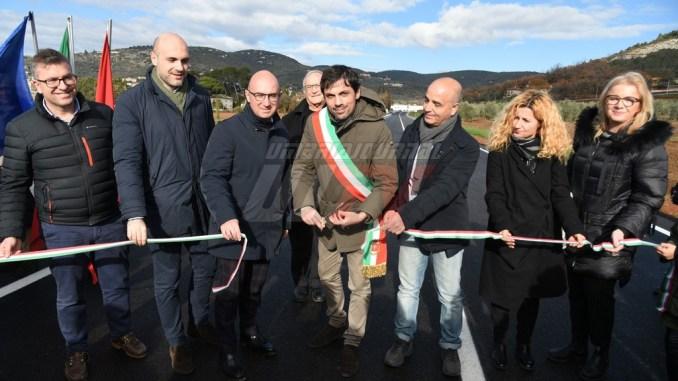 Decathlon, inaugurata la nuova viabilità tra via Corcianese, via Trattati di Roma e Olmo-Lacugnano