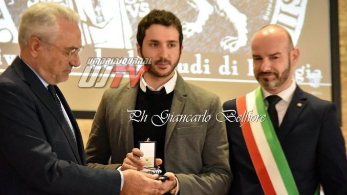Giorno della Memoria, a Perugia la cerimonia di consegna di una medaglia d'onore
