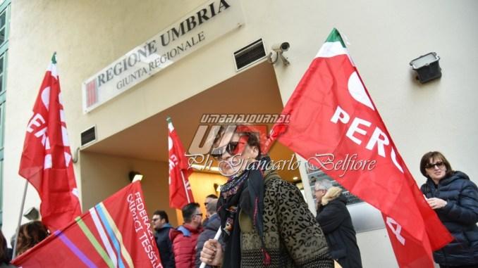 Tagina, ultima chiamata, le Segreterie Territoriali Regionali dei sindacati
