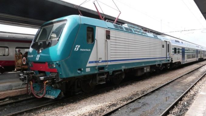 Riprende il servizio ferroviario sulla tratta Città di Castello – Perugia Ponte San Giovanni