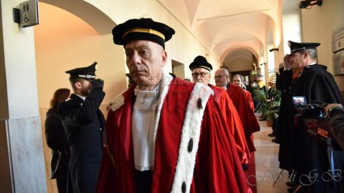 """""""Educare alla legalità"""", al procuratore Fausto Cardella il Grifo Città di Imola"""