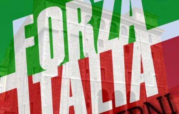 Rimpasto giunta Terni, Forza Italia stigmatizza duramente
