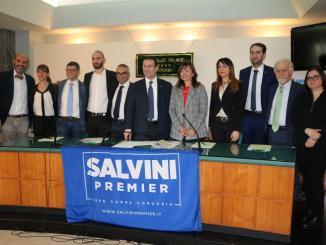 Elezioni 2019 e 2020, la Lega Umbria presenta la squadra, nominata la struttura
