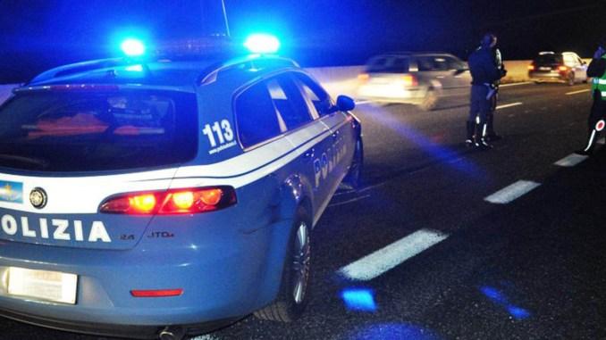 Ricercato per omicidio plurimo aggravato, arrestato dalla Polizia Stradale di Terni