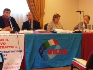 da sinistra, Nicola Turco, Carlo Scarantino, Anna Fiorentino, Angelo Vignocchi