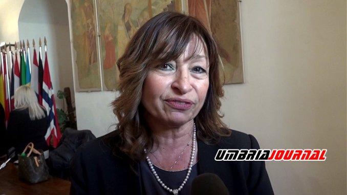 Politiche 2018, Donatella Tesei, candidata al Senato, Montefalco è un modello esportabile