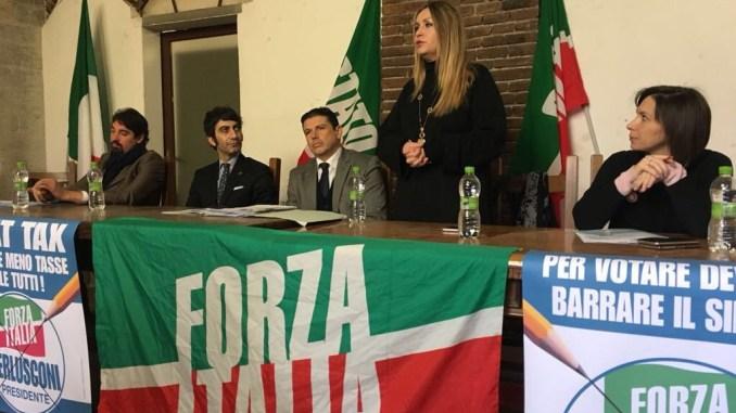 Polidori, Forza Italia in Umbria è una garanzia perché siamo i più credibili
