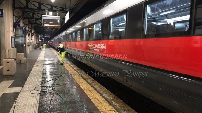 Alta Velocità Umbria, Ricci, dopo Perugia anche Terni
