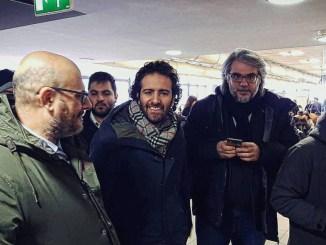"""Giacomo Leonelli: """"Sono tornato all'Università, pranzo con studenti e professor Bartolini"""""""