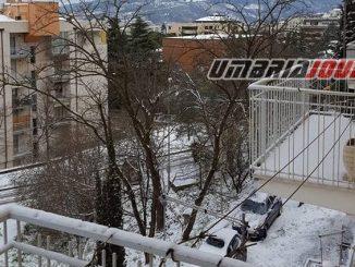 Martedì 27 febbraio a Perugia scuole aperte, continua l'attività per limitare i disagi