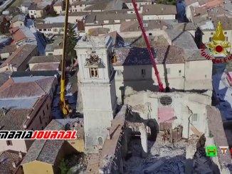 Norcia sisma ricostruzione macerie, Fora, assenza totale delle istituzioni