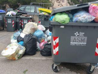 Emergenza rifiuti in Umbria, Cgil pronta a intensificare la mobilitazione