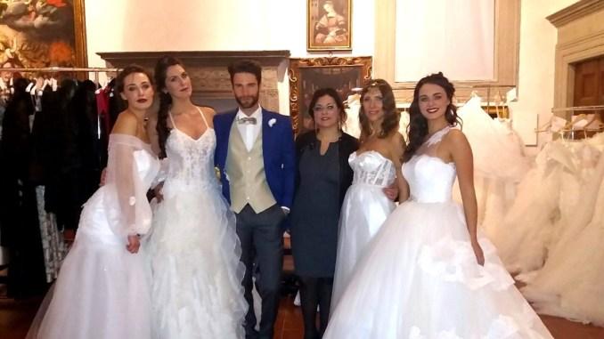 64644d4f99035 Alessia Sanzone Alta Moda Sposa a Gubbio tutto Made in Umbria
