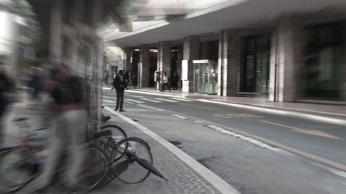 Nigeriano molesta ragazza ternana alla stazione scalo di Terni nel degrado