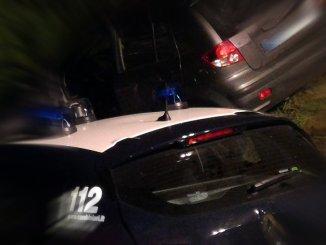 Inseguimento durante la notte da Perugia a Terni, un arresto