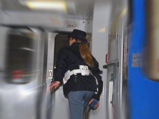 Fermati due soggetti alla stazione di Terni, foglio di via per loro