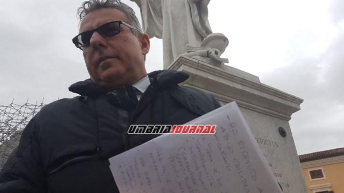 Sequestro centro polivalente, sindaco medita di lasciare guida Comune di Norcia?